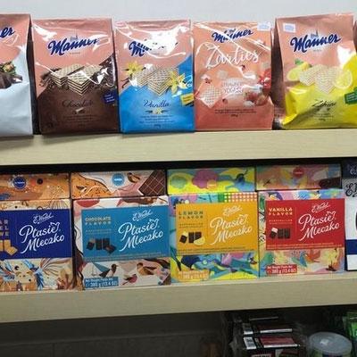 Sweets (Słodycze)