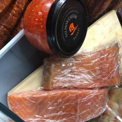 Fish & Caviar (Ryby i kawior)