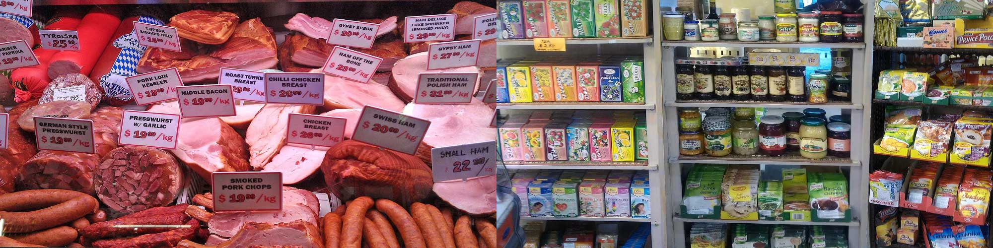 Polish & European Deli Products